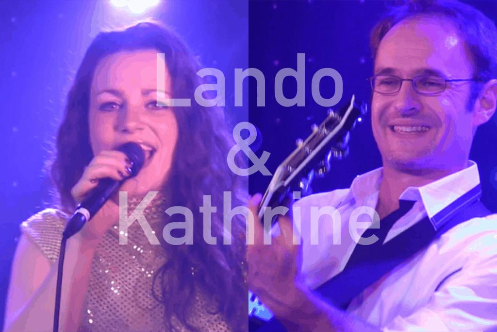 Lando & Kathrine Book Bryllupsband